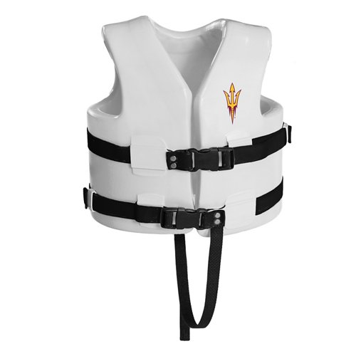 TRC Recreation Kids' Arizona State University Super Soft™ Life Vest