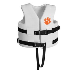 TRC Recreation Kids' Clemson University Super Soft™ Life Vest