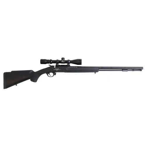 Traditions Pursuit G4 Ultralight .50 Caliber Break-Action Muzzleloader Rifle