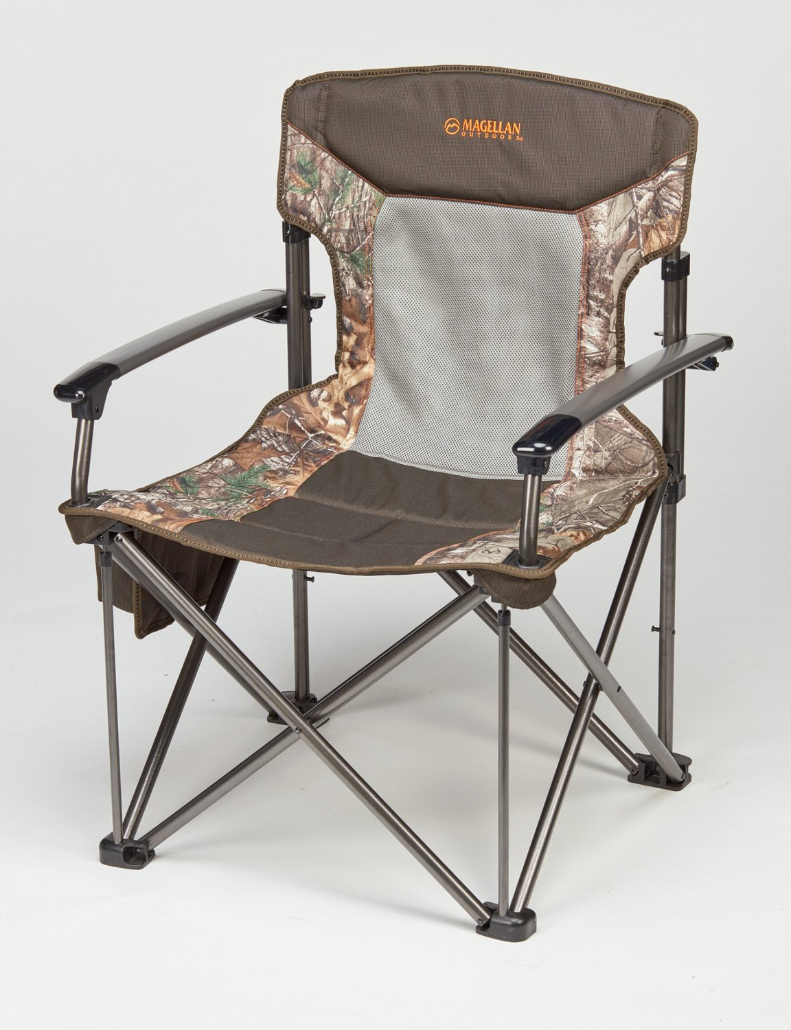 Beau Magellan Outdoors Oversize Hard Arm Chair