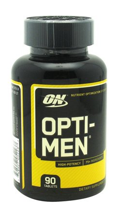 Optimum Nutrition Opti-Men Dietary Supplement