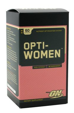 Optimum Nutrition Opti-Women Dietary Supplement