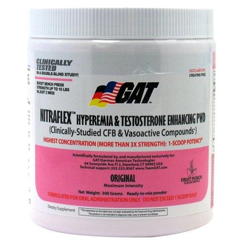 GAT Nitraflex Preworkout Formula