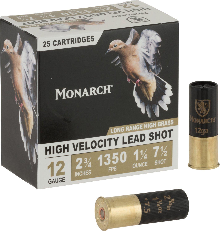Monarch® Long Range 12 Gauge Shotshells