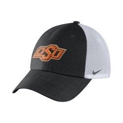 Nike Men's Oklahoma State University Heritage 86 Trucker Cap