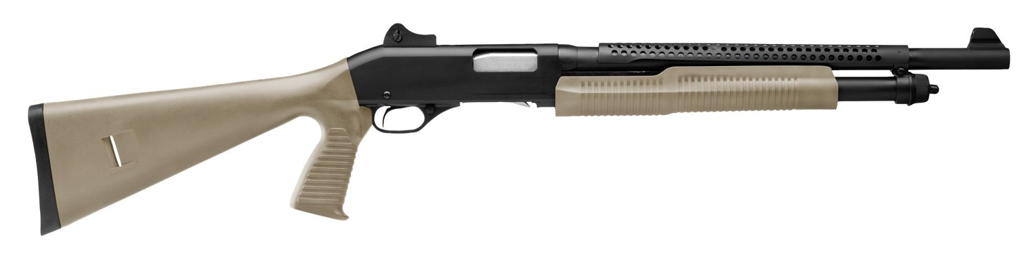 Savage Arms® Stevens 320 Security 12 Gauge Pump Shotgun with Heat Shield - view number 1