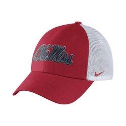 Nike Men's University of Mississippi Heritage 86 Trucker Cap