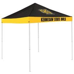 Logo Kennesaw State University Economy Tent