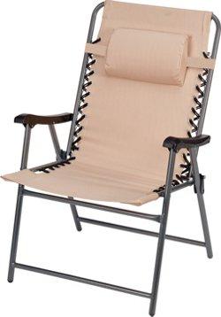 Magellan Outdoors Folding Bungee Chair