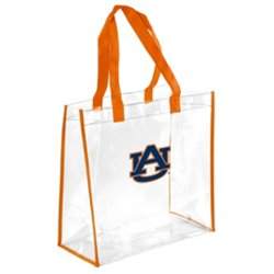 Auburn University Clear Reusable Bag