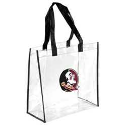 Florida State University Clear Reusable Bag