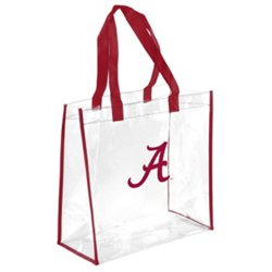 University of Alabama Clear Reusable Bag