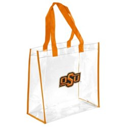 Oklahoma State University Clear Reusable Bag