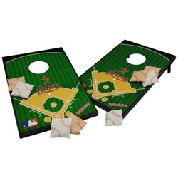 Houston Astros Tailgate Beanbag Toss Set