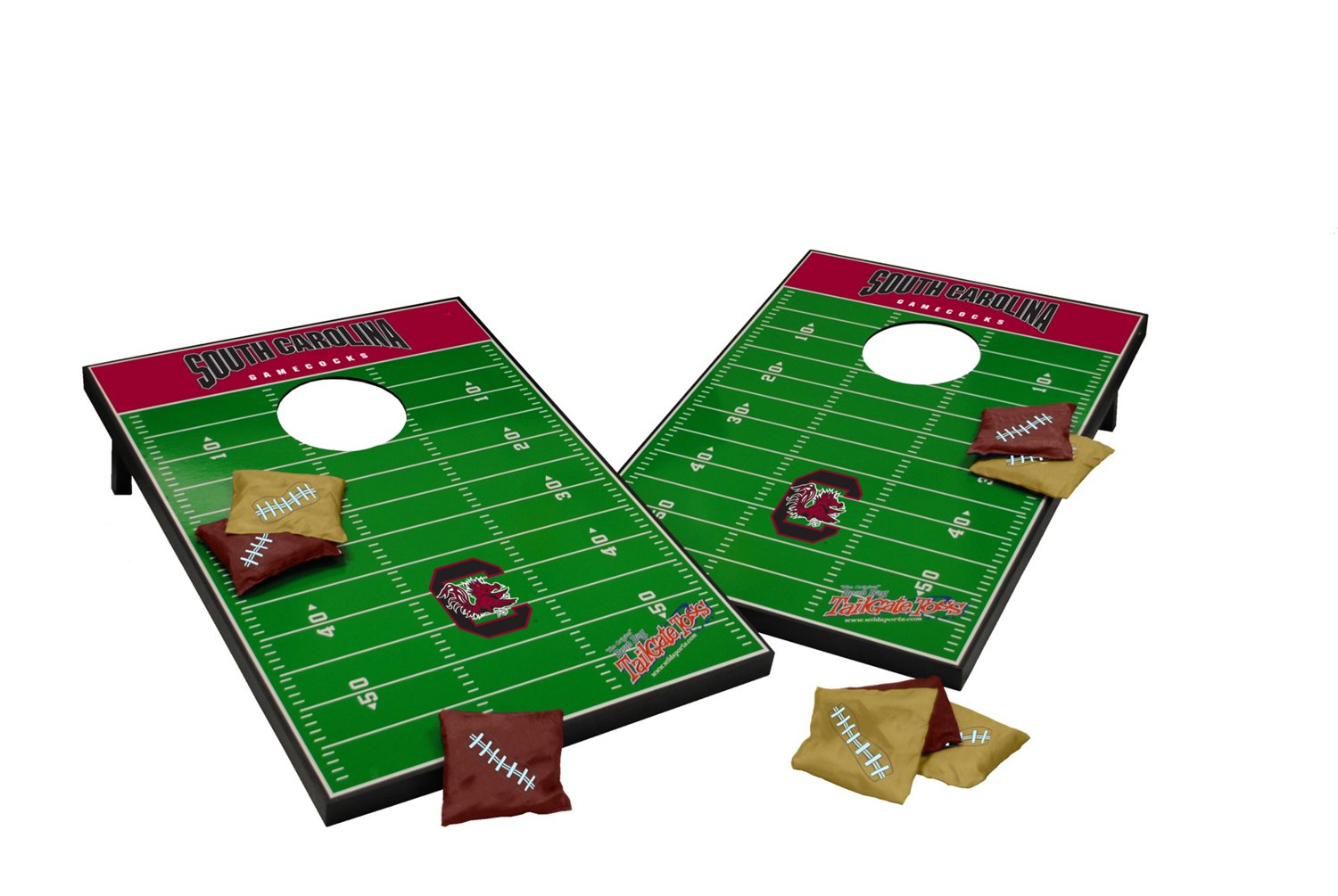 Wild Sports University of South Carolina Tailgate Bean Bag Toss Game - view number 1