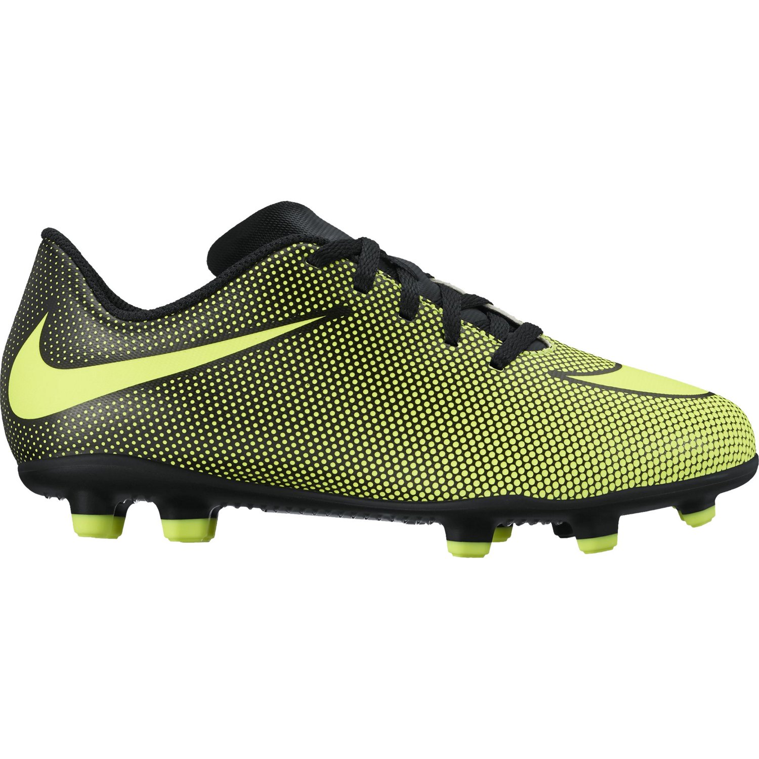 Display product reviews for Nike Kids' Bravata II Firm Ground Soccer Cleats