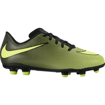 85b70defa61 ... Nike Kids  Bravata II Firm Ground Soccer Cleats. Boys  Soccer Cleats.  Hover Click to enlarge