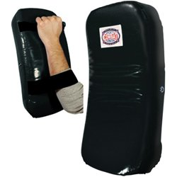 Curved Kicking Pads