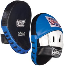 Combat Sports International Contoured Punch Mitts
