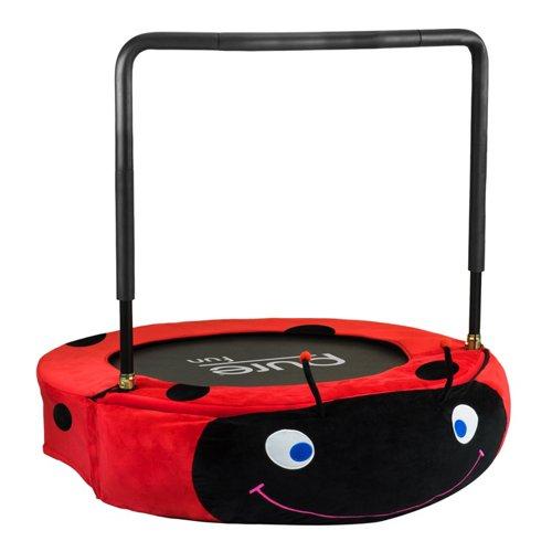 Pure Fun Kids' Ladybug Jumper 38' Trampoline