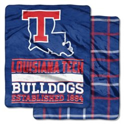 The Northwest Company Louisiana Tech University I-Cloud Throw