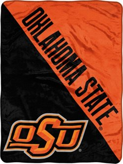 The Northwest Company Oklahoma State University 40 Yard Dash Micro Raschel Throw