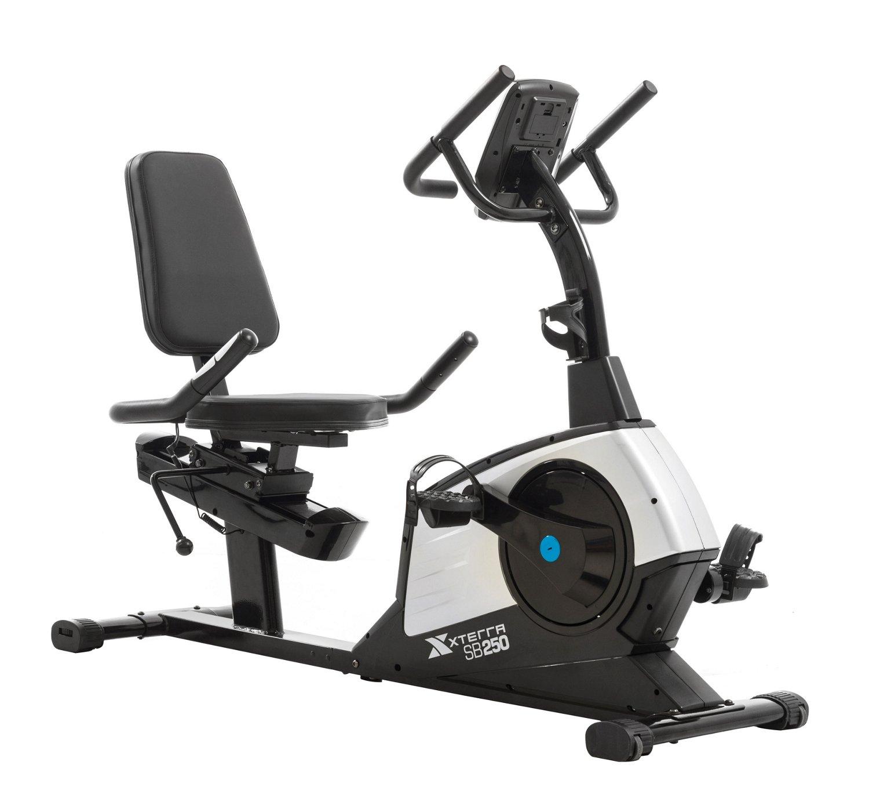 XTERRA SB250 Recumbent Exercise Bike - view number 6