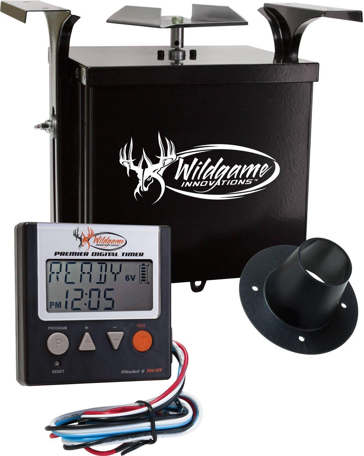 Feeder Accessories Deer Kits Academy Tan America Timer Wiring Diagram Display Product Reviews For Wildgame Innovations Digital Power Control Unit