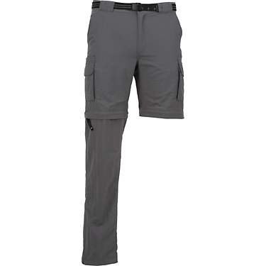 fd695e717 Magellan Outdoors Men's Back Country Zipoff Nylon Pant