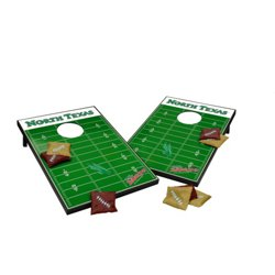University of North Texas Tailgate Toss Game