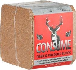 Consume 25 lb Deer Block