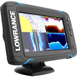 Elite-Ti 7 Mid/High DownScan Fishfinder/GPS Combo