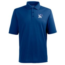 Antigua Men's University of Memphis Piqué Xtra-Lite Polo Shirt
