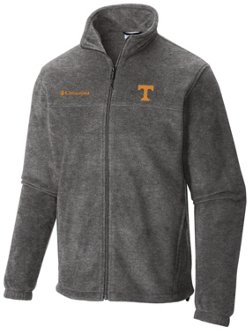 Columbia Sportswear Men's University of Tennessee Flanker™ II Full Zip Fleece Jacket