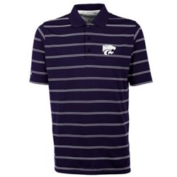 Antigua Men's Kansas State University Deluxe Polo Shirt