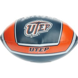 "University of Texas at El Paso 8"" Goal Line Softee Football"