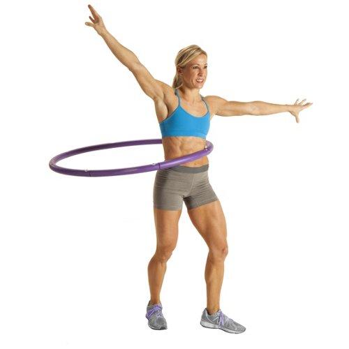 GoFit Segmented Fitness Hoop