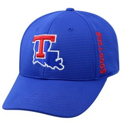 Top of the World Men's Louisiana Tech University Booster Cap