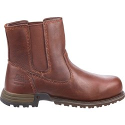Women's Freedom Pull-on Steel Toe Work Boots