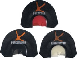 Knight & Hale Judgment Day Diaphragm Turkey Calls 3-Pack