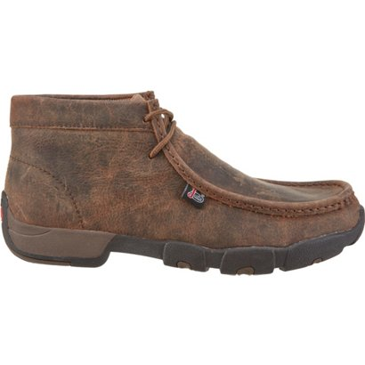6e79b246ea46 ... Justin Men s Waxy Driver Moc Casual Shoes. Men s Work Boots.  Hover Click to enlarge