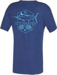 Guy Harvey Men's Scratchy T-shirt