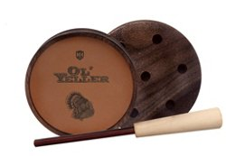 Knight & Hale Ol' Yeller Ceramic Pot Turkey Call