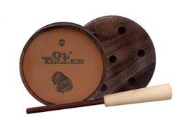 Knight & Hale Ol' Yeller Ceramic Pot Turkey Call