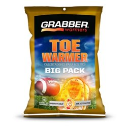 Game-Day Toe Warmers 8-Pack