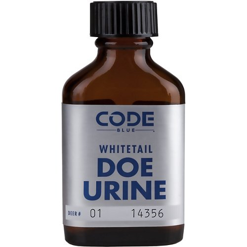 Code Blue 1 fl. oz. Whitetail Doe Urine