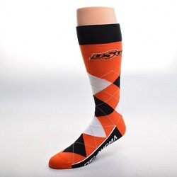 For Bare Feet Unisex Oklahoma State University Team Pride Flag Top Dress Socks