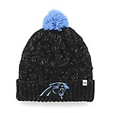 9d8f377fd38 Carolina Panthers Women s Fiona Cuff Knit Hat