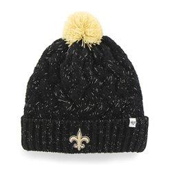 '47 New Orleans Saints Women's Fiona Cuff Knit Hat