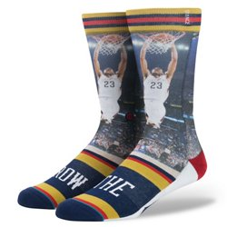 Stance Men's New Orleans Pelicans Anthony Davis The Brow Socks
